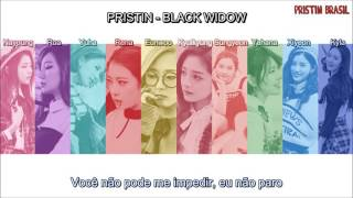 PRISTIN - Black Widow [Legendado PT-BR] Color Coded