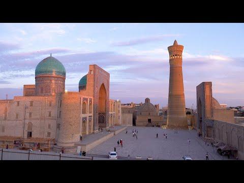 Bukhara, Uzbekistan in 4K Ultra HD