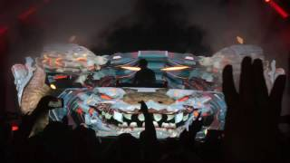 The Wonky Song mashup Excision Paradox Tour San Diego 3/29