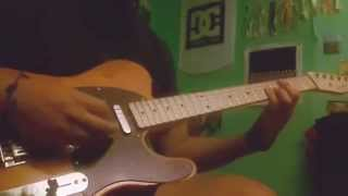 Tiger Army - Ghostfire (guitar cover)