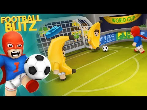 Football Blitz - iOS/Android - Gameplay Video By UAB Applava