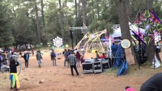 Zen Baboon [Portugal] @ Kupuri Festival, Mexico 2015