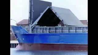 Escotilha de Carga - Cargo Hatch | Glossário de Termos Náuticos - Português/Inglês