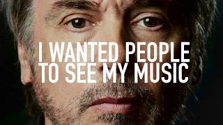 Jean-Michel Jarre on performing Live #JMJSeries