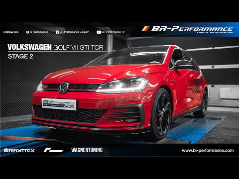 Volkswagen Golf VII GTI TCR  / Stage 2 By BR-Performance / Armytrix Exhaust