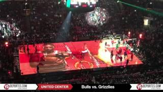 Chicago Bulls vs. Memphis Grizzlies Line up