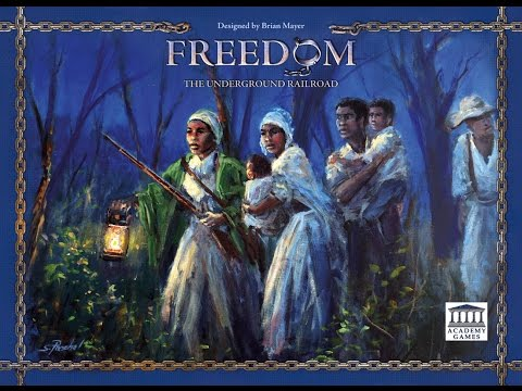 Reseña Freedom: The Underground Railroad