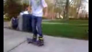 Ray Turk Skate promo 04/15/2010