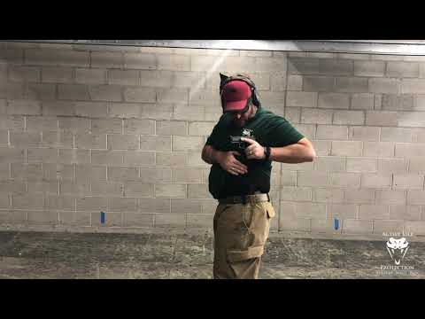Strong Side Draw/Holster