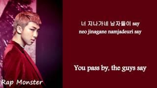 BTS (방탄소년단) - 21 Century Girls (Color Coded Lyrics|Eng|Rom|Han)