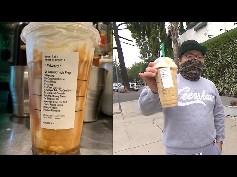 This Guy Started the Crazy 13-Ingredient Starbucks Order