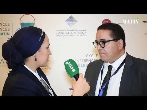 Video : Matinales de la fiscalité : Déclaration de Hicham El Haid, président de la fédération marocaine de la plasturgie