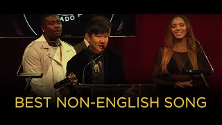Best Non-English Song - Pensado Awards 2016