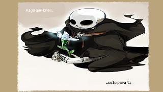 El Flor de la Muerte - Undertale Comic [Fandub Español]