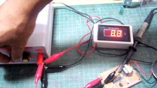 Simple Electronic clock sound using IC4011