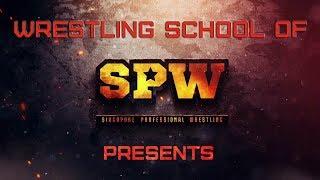 SPW (Singapore) school of professional wrestling
