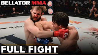 Bellator MMA: Patricky Pitbull vs. Ryan Couture FULL FIGHT width=