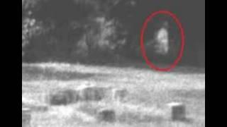 Supostas fotos de fantasmas