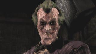 Injustice Gods Among Us - Sick Arkham Joker Costume / Skin *PC Mod* (1080p 60FPS)