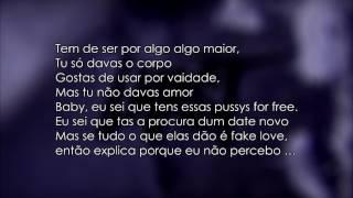 Lhast - Por Pouco ft. Gson (letra)