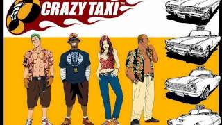 Crazy Taxi - All I Want by The Offspring