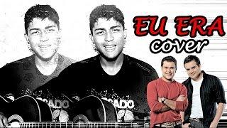 🔴 Marcos e Belutti - EU ERA (voz e violão) Sergio Gomes - cover