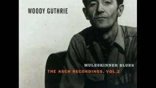 Gambling Man - Woody Guthrie