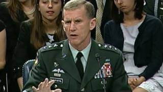 Mom blames Gen. McChrystal for cover-up of Pat Tillman's death in Afghanistan