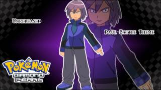 Pokémon D/P anime - Battle! Paul Music (Unreleased)