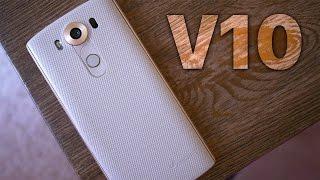 فتح صندوق هاتف الجي الجديد | #LG_V10