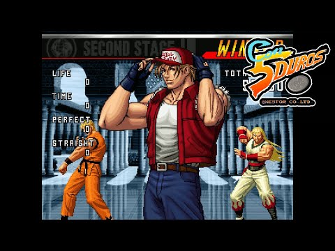 """THE KING OF FIGHTERS '98 ULTIMATE MATCH FINAL EDITION - """"CON 5 DUROS"""" Episodio 851 (+CTR) (1cc)"""