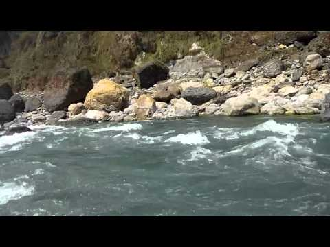 Rafting in Nepal with Gecko (March 2011)