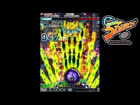 "DODONPACHI DAIFUKKATSU 1.0 (RESURRECTION) (C-STRONG) - ""CON 5 DUROS"" Episodio 774 (1cc) (1 loop)"
