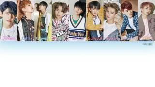 UP10TION(업텐션) - RUNNER(시작해) Han|Rom|Eng Color Coded Lyrics