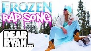 Let It Go  Rap song! Dear Ryan   NigaHiga