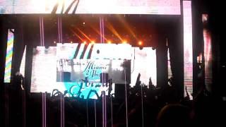 "Axwell - ""Miami 2 Ibiza"" feat. Tinie Tempah LIVE at Coachella Sunday April 17th, 2011"
