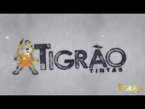 Tigrão Tintas 20 anos com um mundo de cores a sua disposição - Feliz Aniversário