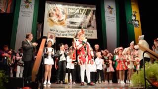 Noah I. - Kinderprinz der Stadt Düren 2016/17