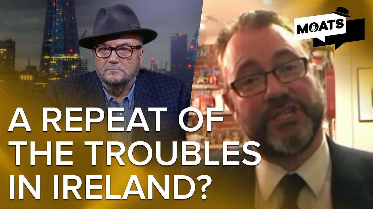 The Northern Ireland Protocol is set to CRASH AND BURN…