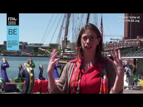Why attend FPA Annual Conference - BE Baltimore