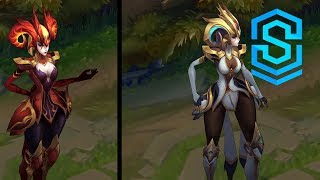 Coven Camille Chroma Skins