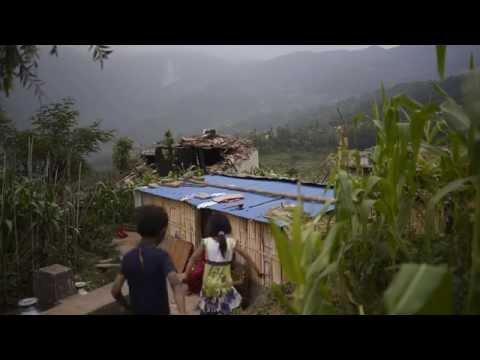 Livet efter katastrofen i Nepal