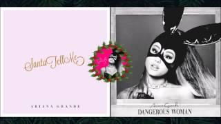 DANGEROUS WOMAN TELL ME  | Ariana Grande Christmas mashup