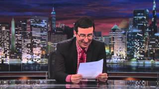 Letter of the Week -- POM Wonderful (Web Exclusive): Last Week Tonight with John Oliver (HBO)