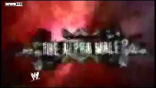 Monty Brown (Marcus Cor Von) 1st WWE Titantron w/ Last TNA Theme