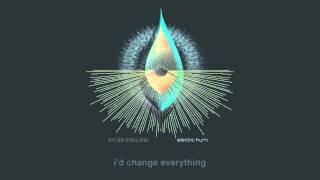 Kyler England- Alchemy Lyrics