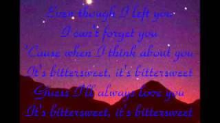 Fantasia - Bittersweet (Lyrics On Screen)