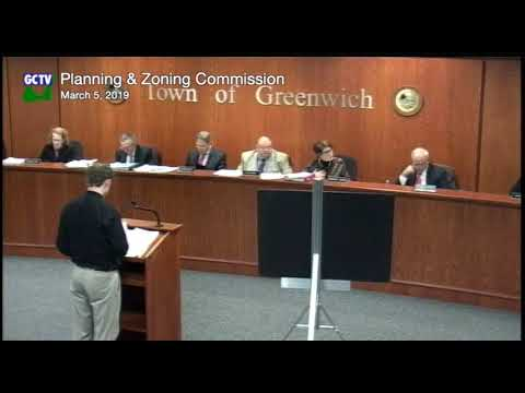 Planning & Zoning Commission, March 5, 2109