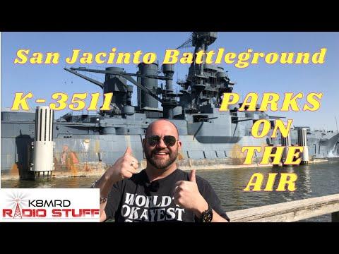 San Jacinto Battleground Parks on the Air full length activation.