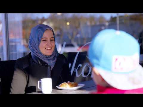 En dag ett liv ett Sunne - del 2 Nour